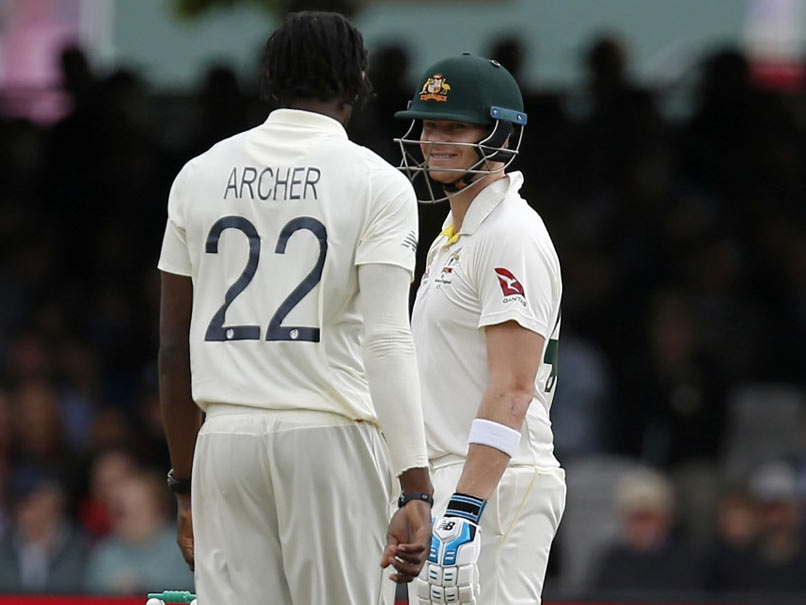 """Heart Skipped A Beat"": Jofra Archer Reflects On Steve Smith Encounter"