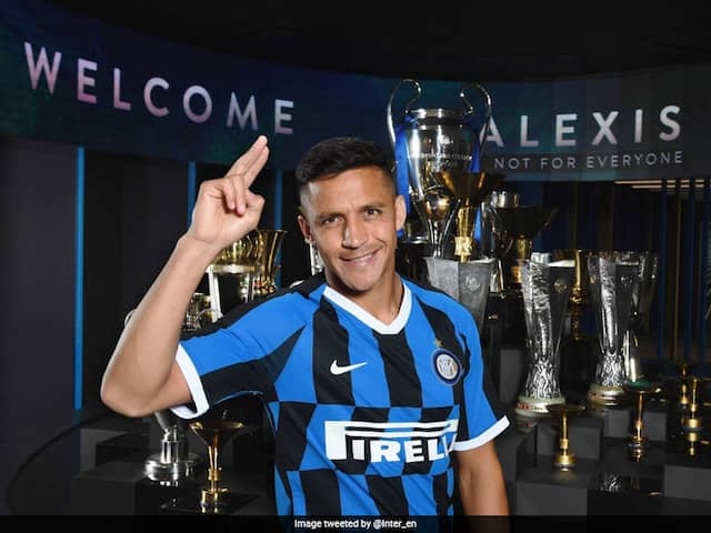 Alexis Sanchez Joins Inter Milan On Season-Long Loan From Manchester United Since Joining In 2018