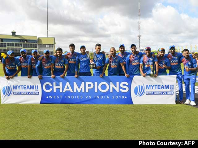 India Complete Clean Sweep Against The West Indies In T20Is