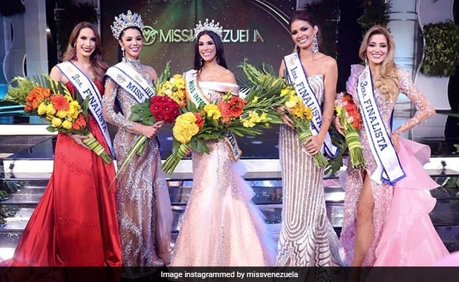In A First, Miss Venezuela Ditches Contestants' Measurements