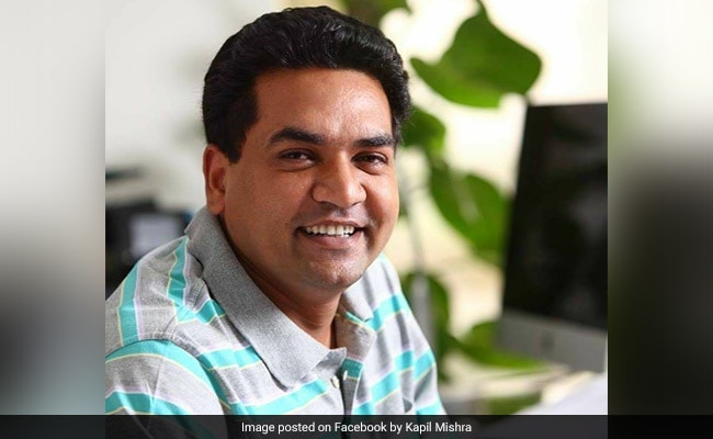 Kapil Mishra, Former Minister In AAP Government, To Join BJP Today