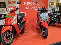 Hero Electric Sued By Honda Motor Over Electric Scooter Design Infringement