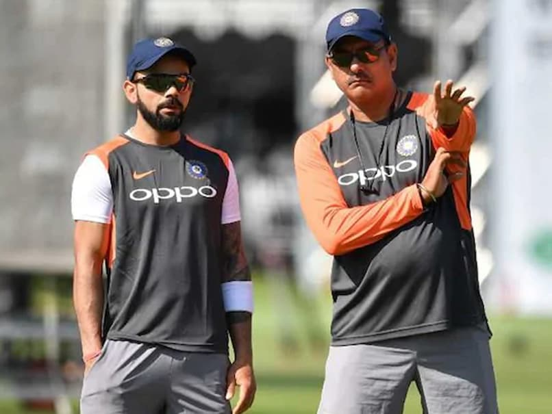 Ravi Shastri all set to retain his coaching job