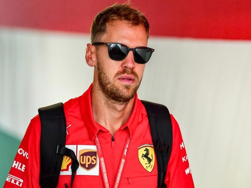 Sebastian Vettel Hoping To Re-Boot His Season One Year On From Last Win