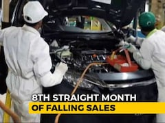 Video: Passenger Vehicle Sales Plunge 31%, Steepest Fall In Nearly 2 Decades