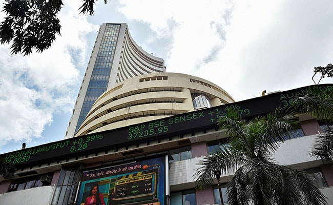 Sensex Falls 335 Points As Markets Snap 6-Day Winning Streak: Highlights