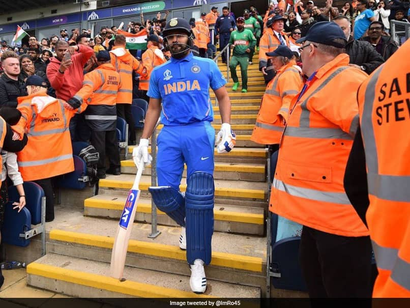Rohit Sharma says, I dont play only for team, but...