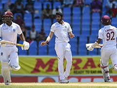 West Indies vs India 1st Test Day 4 LIVE Score: West Indies Falling Like Nine Pins In Chase Of 419