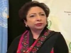 """You Don't Deserve To Represent Us'': Pak Envoy To UN Heckled At Event"