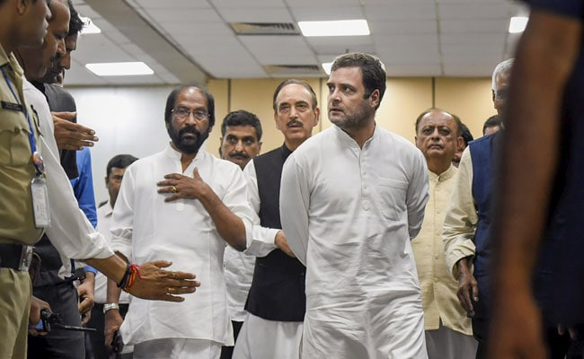 'Rahul Gandhi Has Been Mischievously Dragged...': Congress Calls Out Pak
