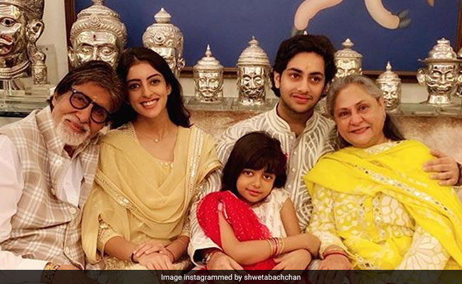 Big B on Raksha Bandhan
