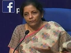 Loan Recoveries Have Hit Recover Levels: Finance Minister  Nirmala Sitharaman