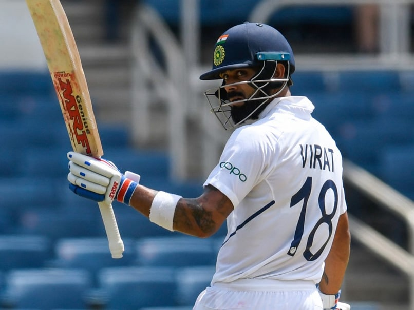 West Indies vs India 2nd Test Day 1 Highlights: Virat Kohli Fifty Helps India Reach 264/5 On Day 1