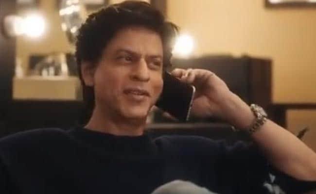 शाहरुख खान को आई फोन कॉल, लेकिन फिर भी नहीं मिला काम...देखें Video
