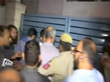 Video : CBI Team Climbs Wall At P Chidambaram's House After He Appears