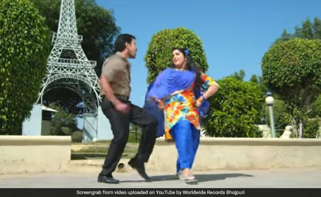 Bhojpuri Cinema: आम्रपाली दुबे ने निरहुआ संग YouTube पर फिर मचाया धमाल, बार-बार देखा जा रहा Video