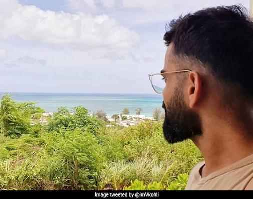 Kohli Reflects On International Cricket Journey With Special Post