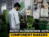 Video : Auto Slowdown Hits Lakhs Of Jobs, Industry Pins Hope On Diwali Season