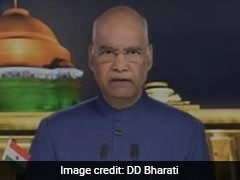 """Kashmir Move Will Help Its People"": President Ram Nath Kovind In Independence Day Speech"