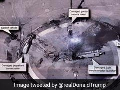Trump Tweets Iran Missile Site Photo, Risking US Surveillance Secrets