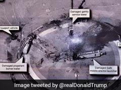 Trump Iran Photo Tweet Raises Worries About Disclosure Of US Surveillance Secrets