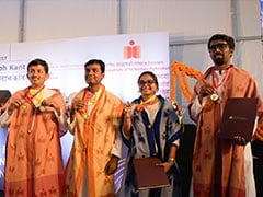 522 Degrees Including 69 PhDs Awarded At IIT Hyderabad's Eighth Convocation