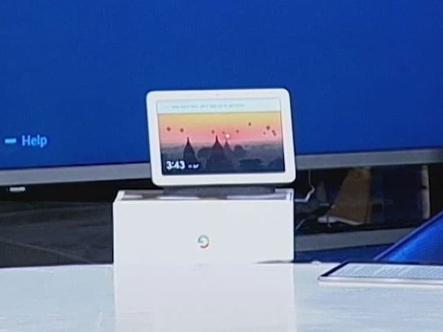 Video : Google's New Smart Screen: At the Hub of Things?