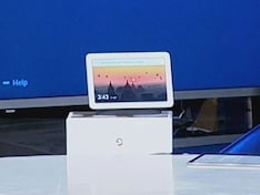 Google's New Smart Screen: At the Hub of Things?