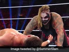 SummerSlam 2019 में आया सबसे खूंखार रेसलर, भूत की तरह आया और कर दिया सबकुछ तबाह, देखें VIDEO