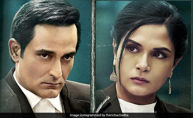Section 375 Trailer: Richa Chadha And Akshaye Khanna's Courtroom Drama Is Edgy