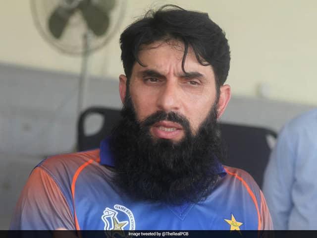 Misbah-ul-Haq applys For Pakistan national cricket team's head coach