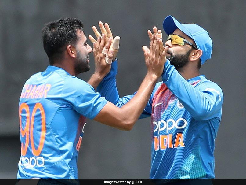 Captain Virat Kohli praises Chahar brothers for outstanding bowling performance