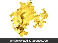 ये है दुनिया का सबसे बारीक सोना, हमारे नाखून से भी दस लाख गुना पतला