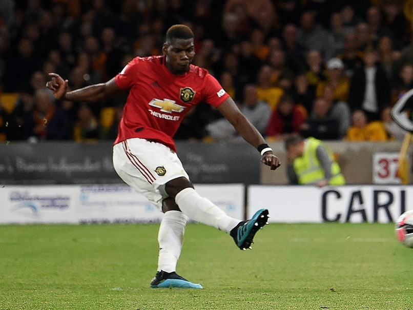 "Manchester United ""Disgusted"" By Racist Abuse Of Paul Pogba"