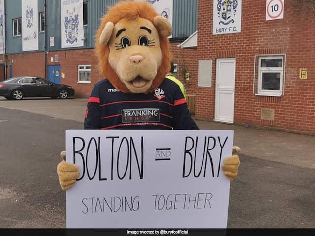 Historic Bury Expelled From English Football League, Bolton Get Lifeline