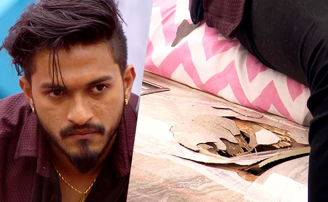 Bigg Boss Tamil 3, Day 43 Written Update: Mugen Damages Property In A Fit Of Rage