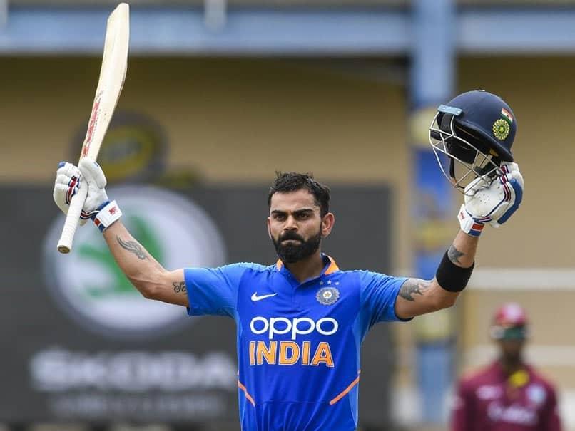 IND vs WI 2nd ODI: Virat Kohli surpasses Sourav Ganguly to become Indias second highest run-getter in ODIs