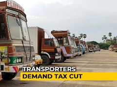 Video: Transport Industry Puts On Hold Buying New Vehicles, Seeks Bail Out