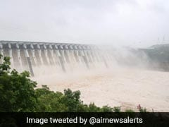 Created Problems For Thousands: Congress On Filling Of Sardar Sarovar Dam