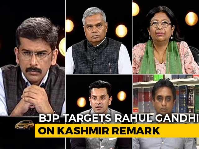 Video : Kashmir vs Wayanad: War Of The Rebuttal