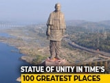"Video : ""Excellent News"": PM On Statue Of Unity In TIME's ""Greatest Places"" List"