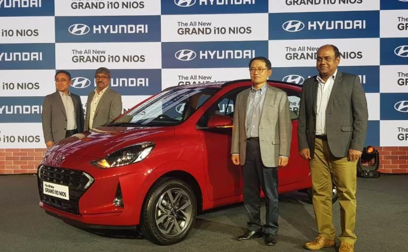 Image result for hyundai i10 nios launch