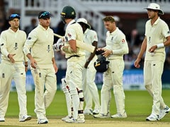 Ashes: Australia Hold Out For Second Test Draw Against England