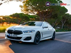 BMW 8 Series Gran Coupe Listed On India Website