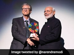 PM Modi Receives International Award For 'Swachh Bharat' Campaign