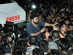 """Pulled By Hair"": Babul Supriyo Alleges Heckling At Jadavpur University"