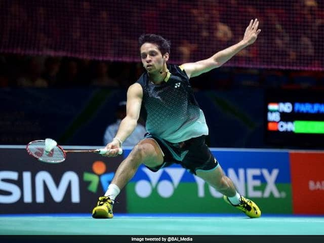 Korea Open 2019: Parupalli Kashyap Knocked Out After Losing To Kento Momota, Indias Campaign Ends