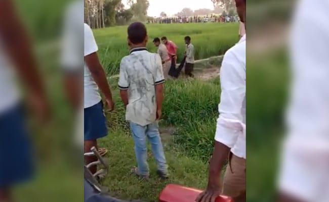 यूपी: बच्चा चोरी के शक में मजदूरों पर भीड़ ने किया हमला, एक की पीट-पीटकर की हत्या, 8 जख्मी