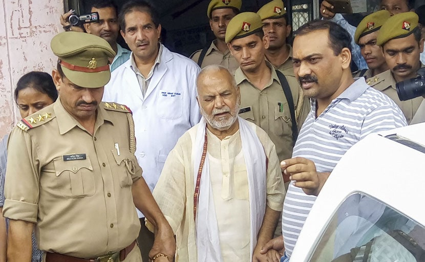 Chinmayanand, Arrested After Rape Allegation, Not With BJP, Claims Party