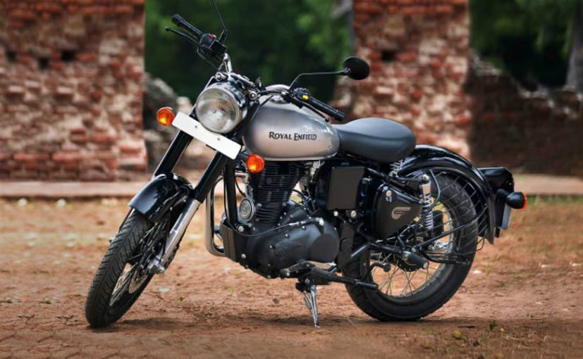 Piaggio is looking at a segment dominated by Royal Enfield